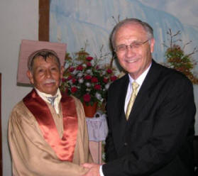 2005 Bible School Graduations