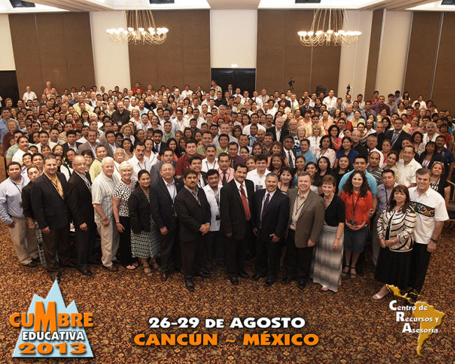 2013 Mexico Educators Summit Group