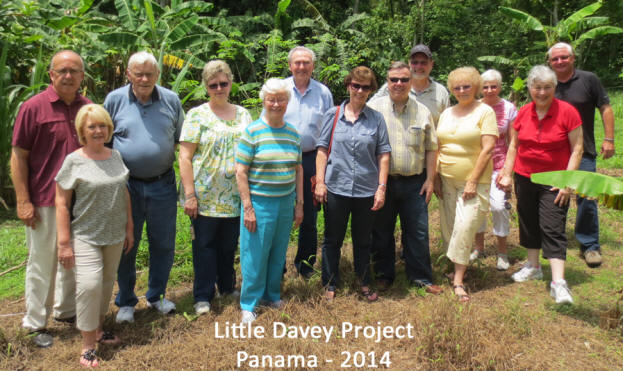 Little Davey Project - Panama 2014