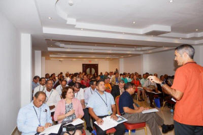 Educators Summit - Panama, April 2016