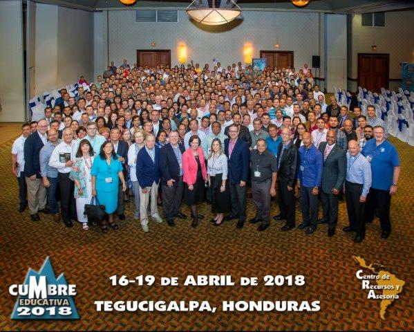 2018 Educators Summit - Tegucigalpa, Honduras