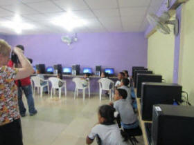 New Computer Lab at Chepo
