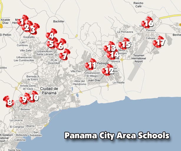 Panama's Christian Schools and Latin America ChildCare