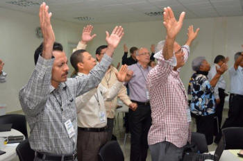 Monumental Ministerial Training